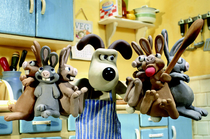 Wallace And Gromit Riesenkaninchen